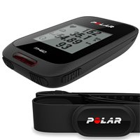 Polar M460 GPS Bike Computer - With Heart Rate Strap