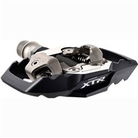 Shimano XTR PD-M9020 MTB SPD trail pedals - wide platform two-sided mechanism
