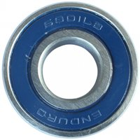 Enduro 6001 ABEC 3 Sealed Steel Bearing