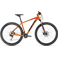 Cube Acid Hardtail Orange & Black  - 2018
