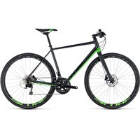Cube SL Road Race Iridium & Green - 2018