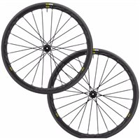 Mavic Ksyrium Elite UST Centre Lock Disc Wheelset  - 2018