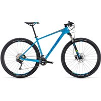 Cube Reaction C:62 Hardtail Blue & Grey - 2018