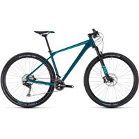 Cube Reaction SL Hardtail Dark Blue & Mint - 2018