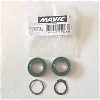 Mavic ID360 (Instant Drive 360) Kit Bearings 17X28X7 + Circlip / Wave Washer - V25604