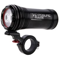 EXPOSURE Race Mk12 - with 35/31.8mm QR Bracket - 1900 lumens