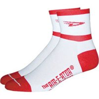 Defeet Aireator D Team Sock - Red Logo