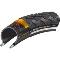 Continental Contact Plus Reflex 700 x 37C Black Tyre