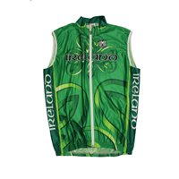 Santini Ireland National Team 2010 Wind Gilet