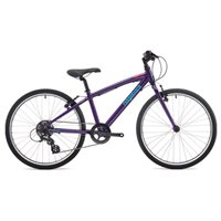 Ridgeback Dimension 24 Inch Youth Bike - Purple