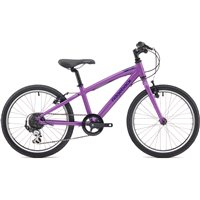 Ridgeback Dimension 20 Inch Bike - Purple