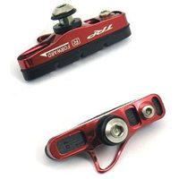 TRP Lightweight Inplace Brake Pads - Red
