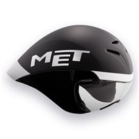 Met Drone Wide Body Time Trial / Triathlon Helmet