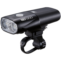 Cateye Volt 1300 Front USB Rechargeable Light