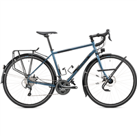 Genesis Tour de Fer 30 Touring Bike - Blue - 2020