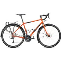 Genesis Tour de Fer 10 Touring Bike - Orange - 2020