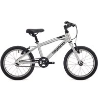 Ridgeback Dimension 16 Inch Bike - Silver - 2019