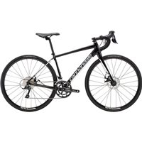 Cannondale Synapse Disc Womens Sora Road Bike - Black & White - 2019