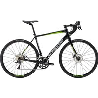 Cannondale Synapse Disc Sora Road Bike - Black & Green - 2019