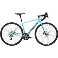 Cannondale Synapse Disc Womens Tiagra Road Bike - Light Blue - 2019