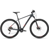 Cube Attention Hardtail iridium n Red 2019