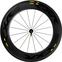 Mavic Cosmic CXR Ultimate 80 Tubular Front Wheel