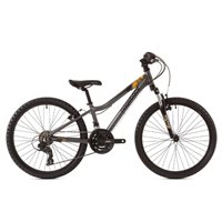 Ridgeback MX24 24 inch Wheel bike - Black - 2019