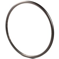 H Plus Son Archetype Hard Anodised Road Clincher Rim - Grey
