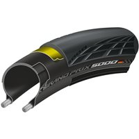Continental GP5000 Black Chili Folding Tyre - 700c
