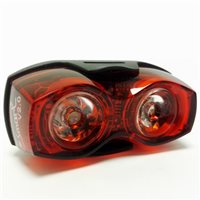 Smart Two LED's Taillight 1 Watt