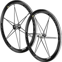 Corima MCC WS+ Carbon Clincher Wheelset - 47mm