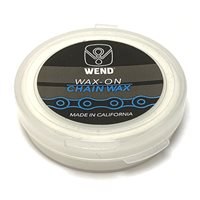 Wend Performance Wax-On Chain Lube Pocket Size - 0.5 Ounce.