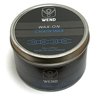 Wax-On Chain Lube - 10 Ounce Bulk Tin by Wend Performance