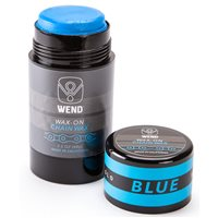 Wend Performance Wax-On Chain Lube Twist Up Paste - 2.5 Ounce