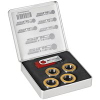 DT Swiss Set of 4 SINC ceramic bearings for Mon Chasserals, XRC & XMC 1200 wheels