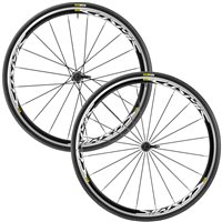 Mavic Cosmic Elite UST Wheelset - White Label
