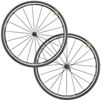 Mavic Ksyrium UST 25mm Wheelset - Silver Label