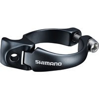 Shimano Dura Ace Adapter Clamp For Braze-On Front Derailleurs
