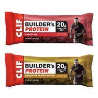 Clif Bar Builder's Chocolate Protein Bar - 50g Bar