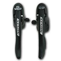 Campagnolo Xenon 10 Speed Ergopower Levers with Cables and casings