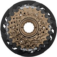 Shimano Tourney Freewheel  - 6 Speed