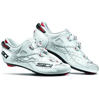 Sidi Shot Road Cycling Shoes - White