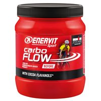 Enervit Carbo Flow - 400g (Before Exercise)