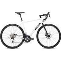 Genesis Croix De Fer 10 Gravel Bike - White - 2020