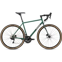 Genesis Croix De Fer 30 Gravel Bike - Green - 2020