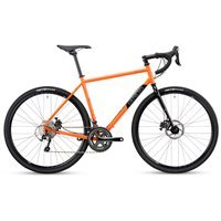 Genesis Croix De Fer 20 Gravel Bike - Orange - 2020