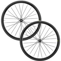 Mavic Aksium Elite Evo UST Centre Lock Disc Wheelset - 2020