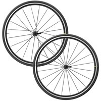 Mavic Aksium Elite Evo UST Rim Brake Wheelset - 2020