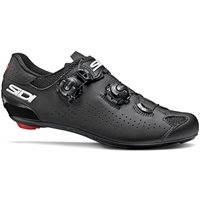 Sidi Genius 10 Road Cycling Shoes - Black