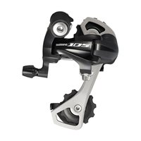 Shimano 105 5701 10 Speed Rear Derailleur - Medium Cage